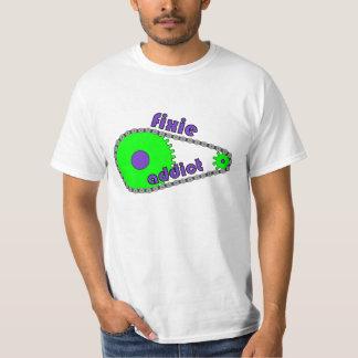 Fixie addict T-Shirt