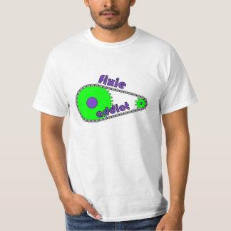 Fixie Addict - who needs gears? T-Shirt