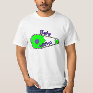 Fixie Addict - who needs gears? Tshirt