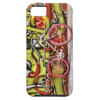 Fixie ang graffiti case for the iPhone 5
