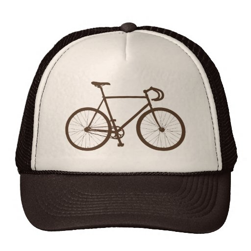 Fixie (Brown) Hats