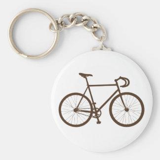 Fixie (Brown) Keychains