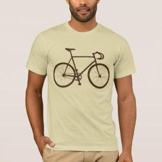 Fixie (Brown) T-Shirt