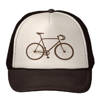 Fixie (Brown) Trucker Hat