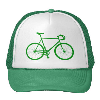 Fixie (Green) Mesh Hats
