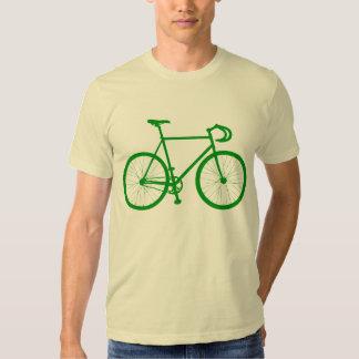 Fixie (Green) Tee Shirts