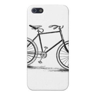 'Fixie' iPhone 5 Case by De Luxe Designs