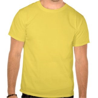 Fixie (Orange) T Shirts