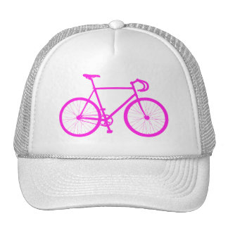 Fixie (Pink) Hats