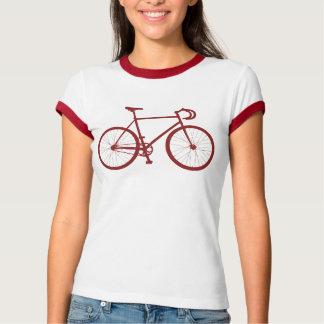 Fixie (Red) Tee Shirt