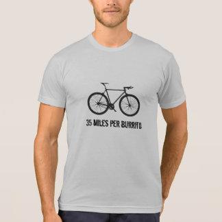 FIXIE - Ride for the burrito Tshirt