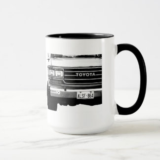 FJ62 Land Cruiser Mug