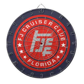 FJ Cruiser Club - Florida Dart Board