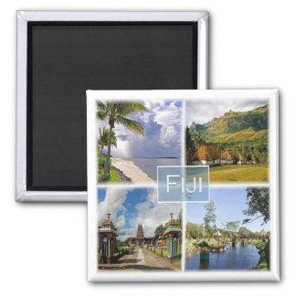 FJ * Fiji Magnet
