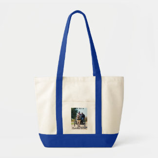 Fjord driving canvas bags