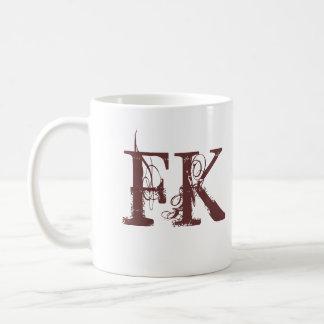 FK in the Coffee... Mug... Coffee Mug