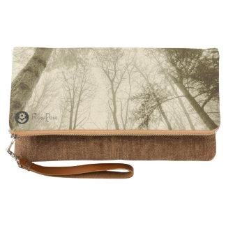 FʟᴏᴡPᴏᴡ | Wood ~ Sepia Clutch