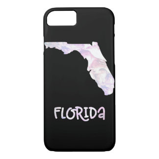 FL Florida State Iridescent Opalescent Pearly Case-Mate iPhone Case
