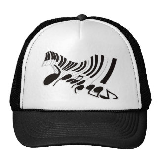 Flabby_Expression Trucker Hat