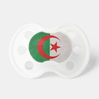 flag Algeria Baby Pacifier
