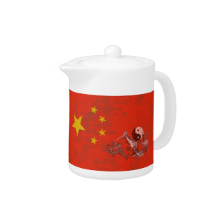 Flag and Symbols of China ID158