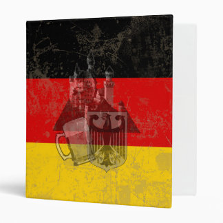Flag and Symbols of Germany ID152 Binders