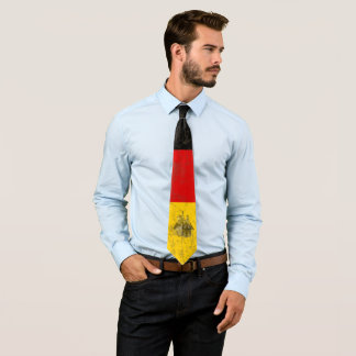 Flag and Symbols of Germany ID152 Tie