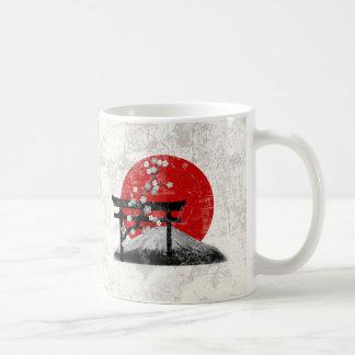 Flag and Symbols of Japan ID153 Coffee Mug