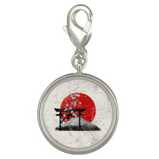 Flag and Symbols of Japan ID153 Photo Charms