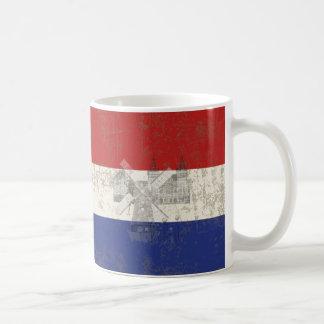 Flag and Symbols of the Netherlands ID151 Coffee Mug