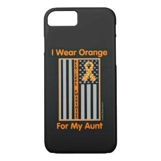 Flag/Aunt...RSD/CRPS iPhone 7 Case