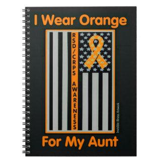 Flag/Aunt...RSD/CRPS Notebook