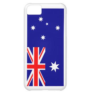Flag Australia. Australian symbol iPhone 5C Cover