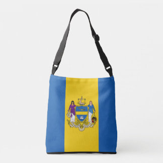 Flag Bag, Philadelphia, Pennsylvania Crossbody Bag