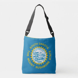 Flag Bag, South Dakota Crossbody Bag