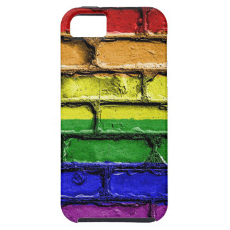 Flag Banner Gay LGBT iPhone 5 Case