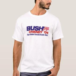 Flag Blinded Dunderheads Unite! T-Shirt