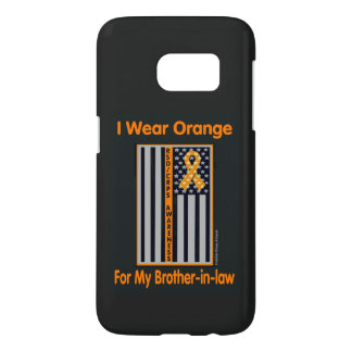 Flag/Brother-in-law...RSD/CRPS Samsung Galaxy S7 Case