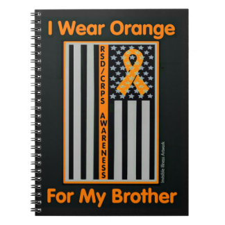 Flag/Brother.RSD/CRPS Notebooks