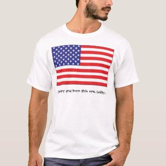 Flag burner T-Shirt