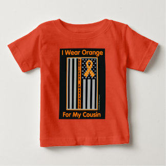 Flag/Cousin...RSD/CRPS Baby T-Shirt