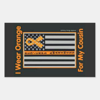 Flag/Cousin...RSD/CRPS Sticker