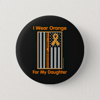 Flag/Daughter...RSD/CRPS 2 Inch Round Button
