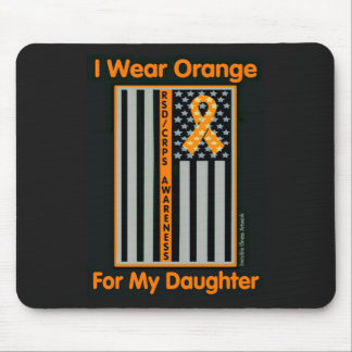 Flag/Daughter...RSD/CRPS Mouse Pad