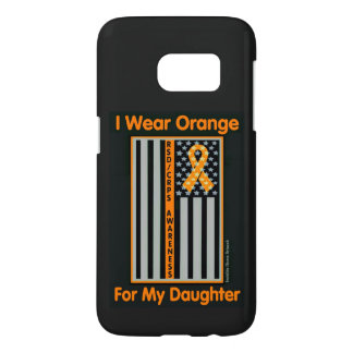 Flag/Daughter...RSD/CRPS Samsung Galaxy S7 Case