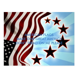 FLAG DAY HAIKU POSTCARD