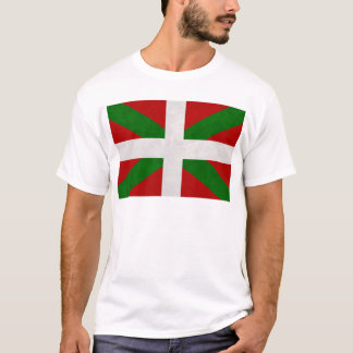 Flag Euskadi Pays Basque T-Shirt