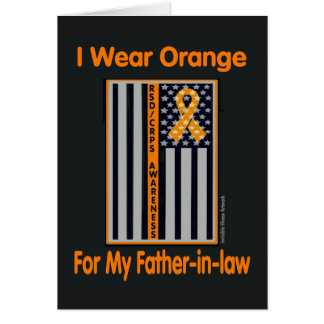Flag/Father-in-law...RSD/CRPS Card