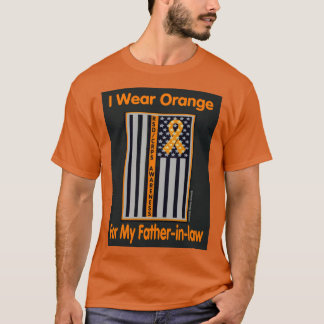 Flag/Father-in-law...RSD/CRPS T-Shirt