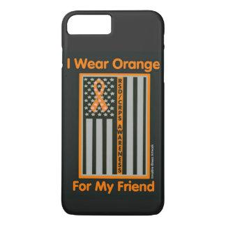 Flag/Friend...RSD/CRPS iPhone 8 Plus/7 Plus Case